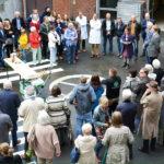 Eröffnung Therapiegarten